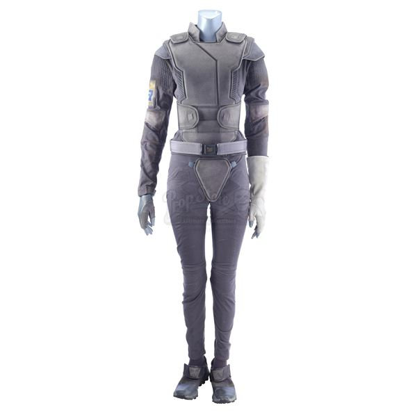 Lot # 85: GHOST IN THE SHELL (2017) - Major's (Scarlett Johansson) Section 9 Tactical Uniform