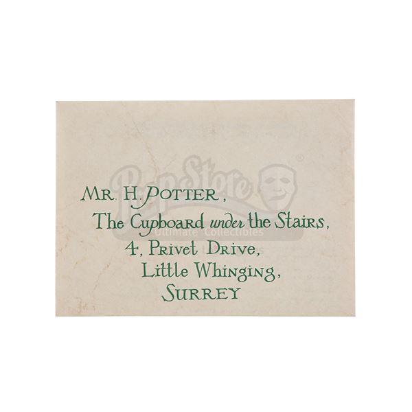Lot # 106: HARRY POTTER AND THE SORCERER'S STONE (2001) - Harry Potter's (Daniel Radcliffe) Hero Hog