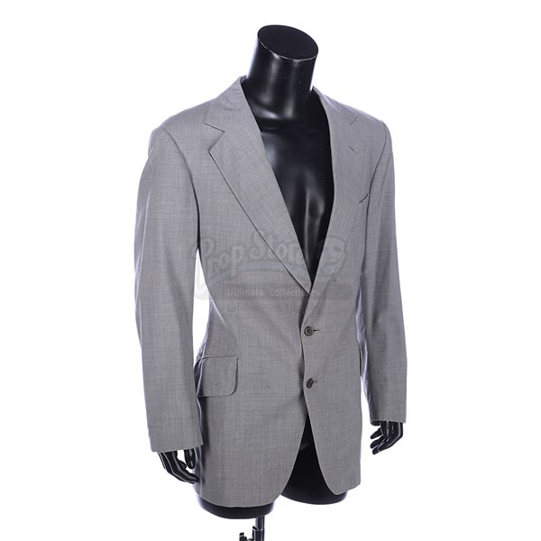 Lot # 139: JAMES BOND: DIAMONDS ARE FOREVER (1971) - James Bond's (Sean Connery) Screen-Matched Suit
