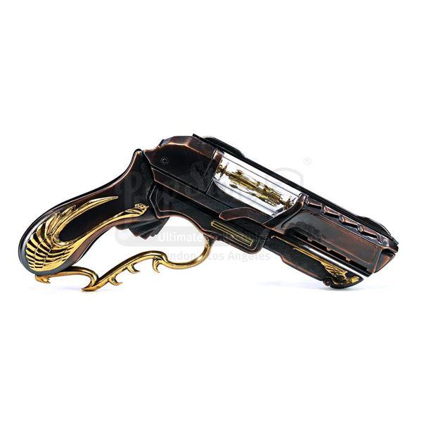 Lot # 152: JUPITER ASCENDING (2014) - Caine Wise's (Channing Tatum) Mauler Gun