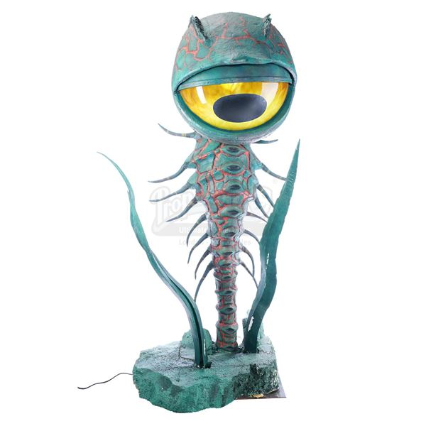 Lot # 161: KUBO AND THE TWO STRINGS (2016) - Light-Up Garden of Eyes Marketing Standee