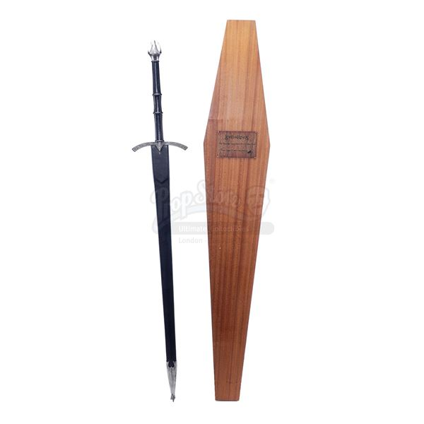 Lot # 171: THE LORD OF THE RINGS TRILOGY (2001-2003) - Weta Workshop Master Swordsmith Collection: W