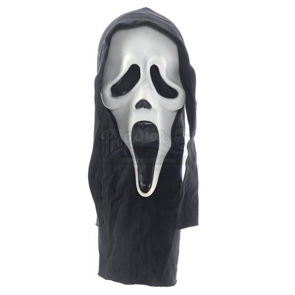 Lot # 229: SCREAM (1996) - Ghostface Mask