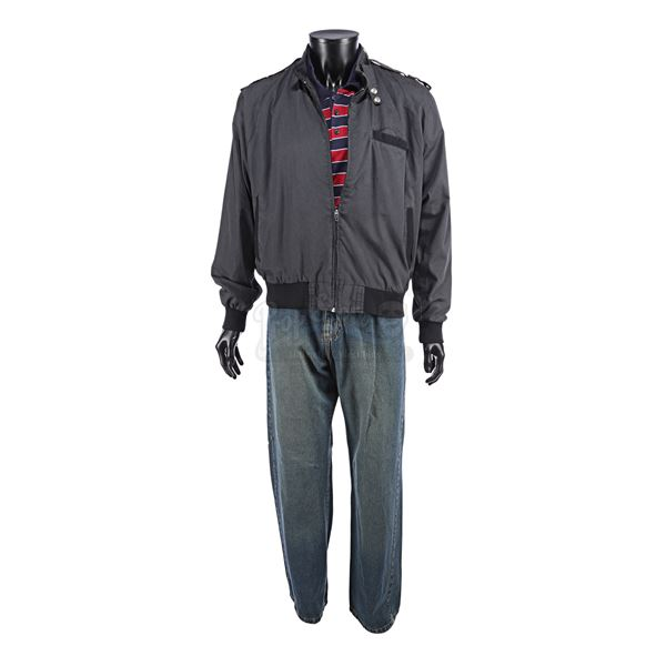 Lot # 237: SPIDER-MAN (2002) - Stan Lee's Cameo Costume