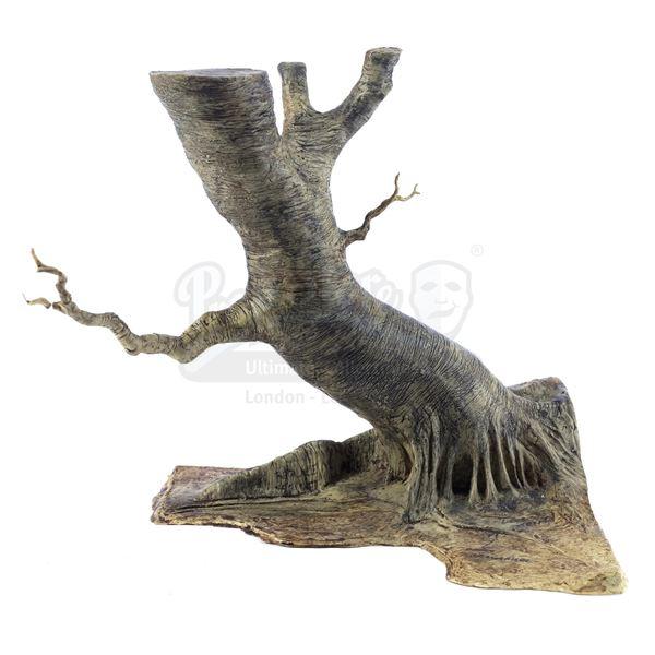 Lot # 273: STAR WARS - EP III - REVENGE OF THE SITH (2005) - Kashyyyk Tree Design Maquette