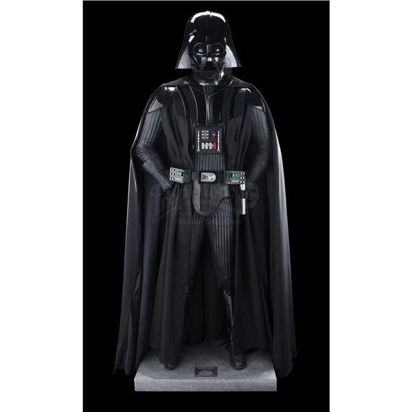 Lot # 291: STAR WARS: ORIGINAL TRILOGY - Full-Size Limited Edition Rubie's Darth Vader Statue