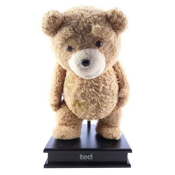 Lot # 367: TED (2012) - Ted (Seth MacFarlane) Stand-In Bear
