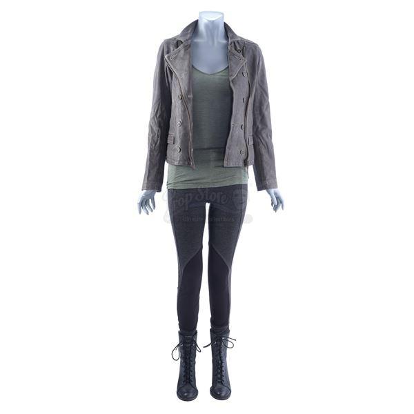 Lot # 397: THE TWILIGHT SAGA: BREAKING DAWN PART 2 (2012) - Bella Cullen's Final Battle Costume