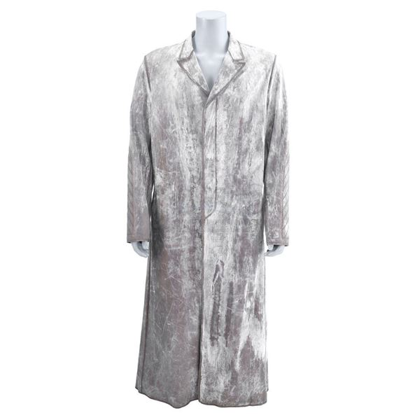 Lot # 399: UNBREAKABLE (2000) - Elijah Price's (Samuel L. Jackson) Coat