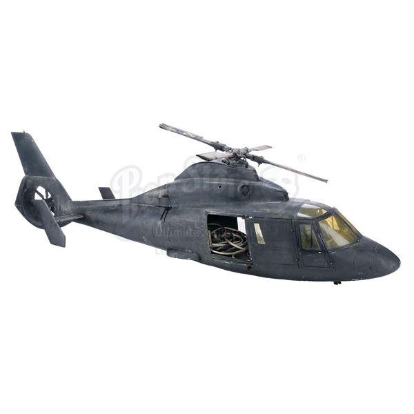 Lot # 402: UNDERWORLD: EVOLUTION (2006) - Helicopter Model Miniature