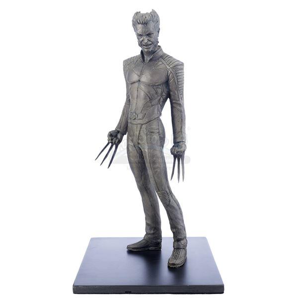 Lot # 430: X2: X-MEN UNITED (2003) - Wolverine Design Maquette