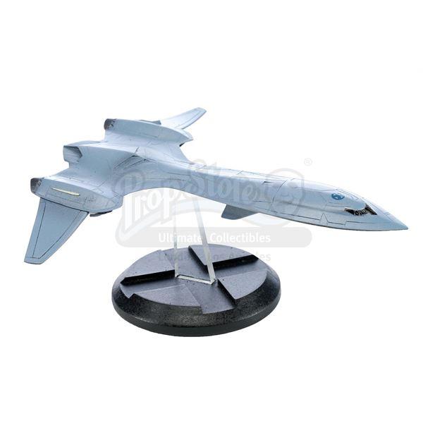 Lot # 431: X2: X-MEN UNITED (2003) - X-Jet Model Miniature Crew Gift