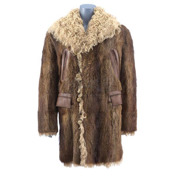 Lot # 439: XXX (2002) - Xander Cage's (Vin Diesel) Fur Coat