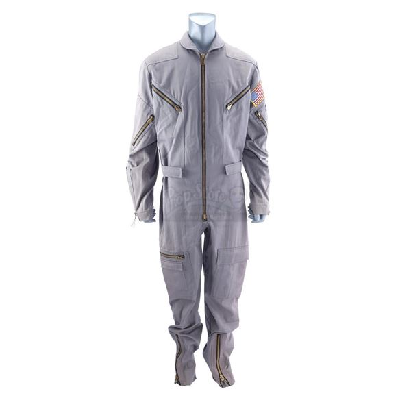 Lot # 442: 2010: THE YEAR WE MAKE CONTACT (1984) - Dr. Walter Curnow's (John Lithgow) Jumpsuit