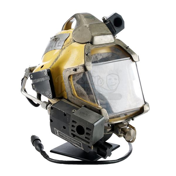 Lot # 451: ABYSS (1989), THE - Diving Helmet