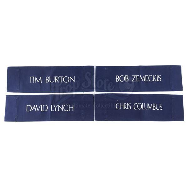 Lot # 457: ADDAMS FAMILY (1991), THE - Tim Burton, Chris Columbus, David Lynch, and Bob Zemeckis Jok