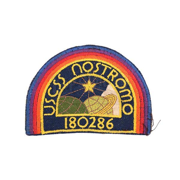 Lot # 462: ALIEN (1979) - USCSS Nostromo Patch