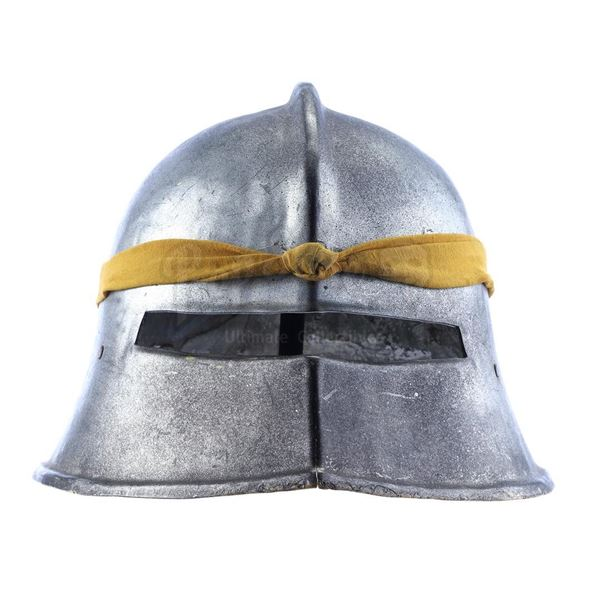 Lot # 479: ARMY OF DARKNESS (1992) - Cavalier Helmet