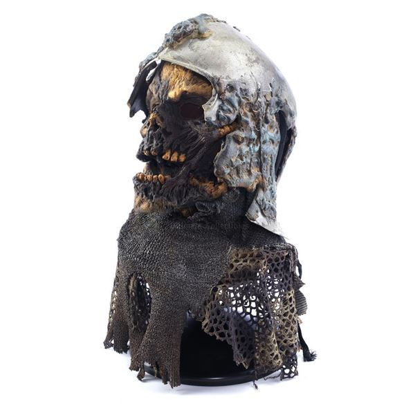 Lot # 480: ARMY OF DARKNESS (1992) - Deadite Mask