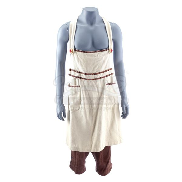 Lot # 484: BABES IN TOYLAND (1961) - Toymaker's (Ed Wynn) Apron and Pants