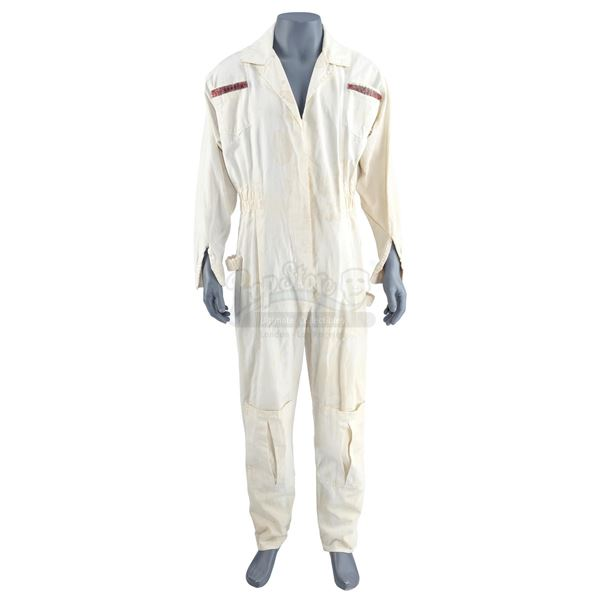 Lot # 489: BACK TO THE FUTURE PART II (1989) - Hill Valley 2015 Public Works Coveralls