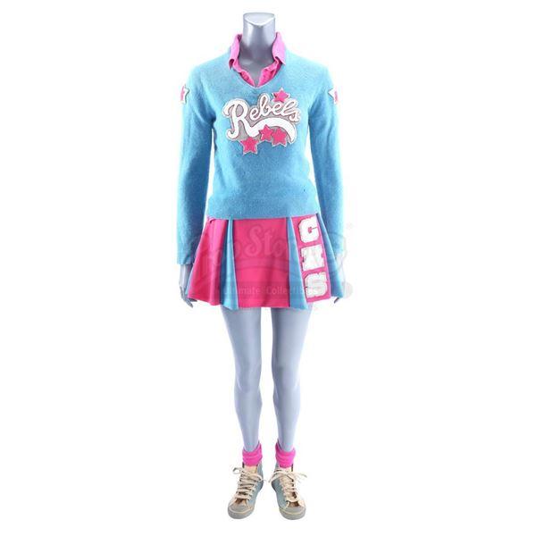 Lot # 916: NIGHT OF THE COMET (1984) - Samantha Belmont's (Kelli Maroney) Cheerleader Costume