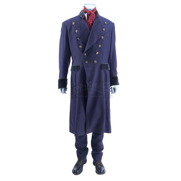 Lot # 926: NOS4A2 (T.V. SERIES, 2020) - Charlie Manx's (Zachary Quinto) Chauffeur Costume