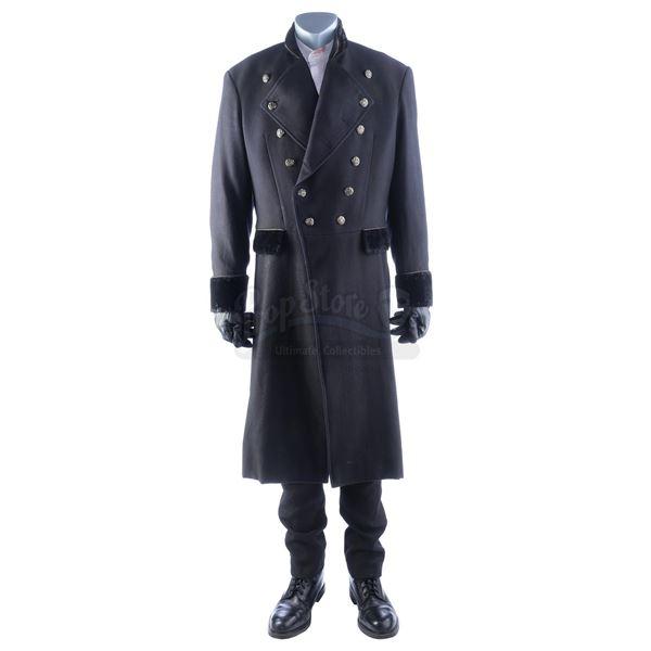 Lot # 927: NOS4A2 (T.V. SERIES, 2020) - Charlie Manx's (Zachary Quinto) Ambush Costume
