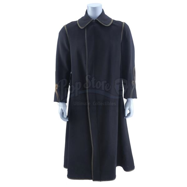 Lot # 929: NOS4A2 (T.V. SERIES, 2020) - Charlie Manx's (Zachary Quinto) Trench Coat