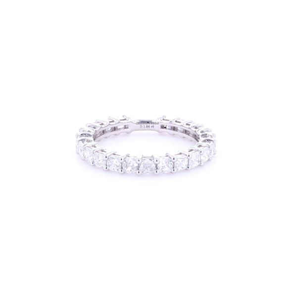 1.64 cts. VS2 Diamond Custom Platinum Ring