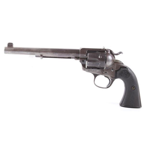 Rare Colt Bisley Flattop .32-20 Target Revolver