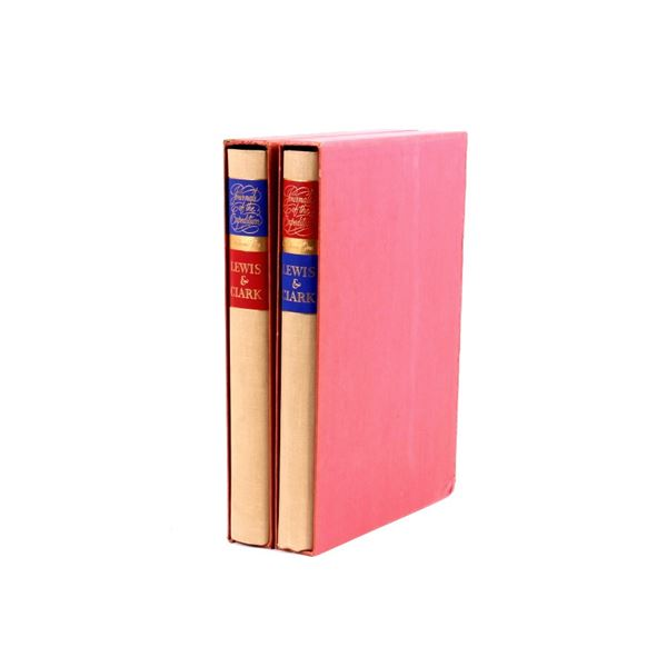 1st Ed Journals of the Expedition of Lewis & Clark