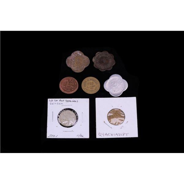 Rare Montana Trade Token Collection