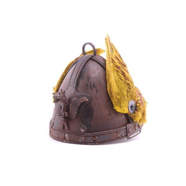 Chinese Infantry Footman Officer War Helmet