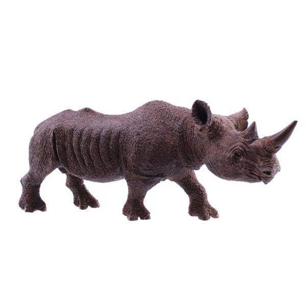 South African Leadwood Black Rhinoceros