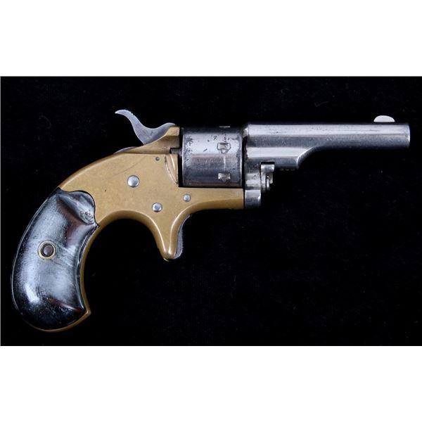 Colt Open Top .22 Caliber Pocket Revolver