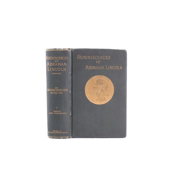 1888 Reminiscences of Abraham Lincoln