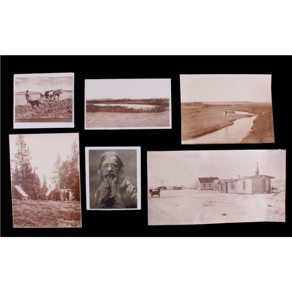 L.A. Huffman Photo Collection Circa 1904-1908