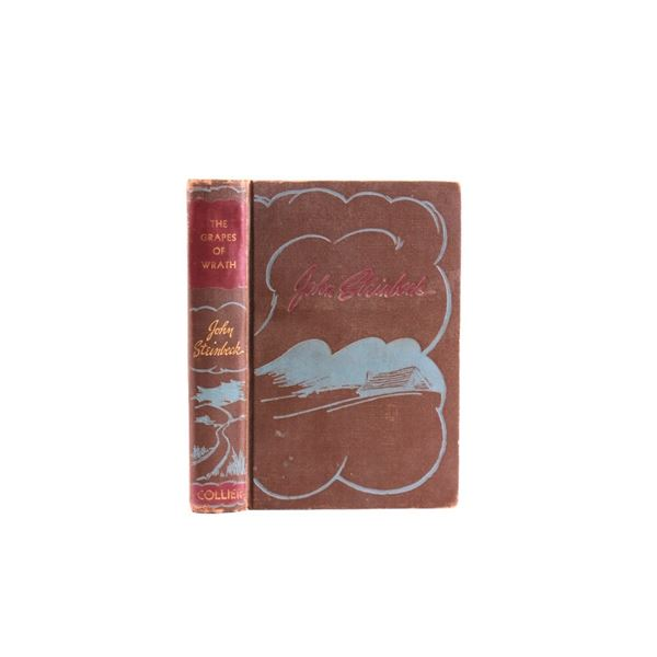 Grapes of Wrath by John Steinbeck 1939