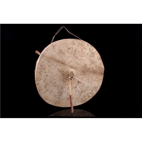 Northern Plains Indians Style Warrior's Drum