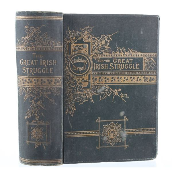 Gladstone Parnell & The Great Irish Struggle