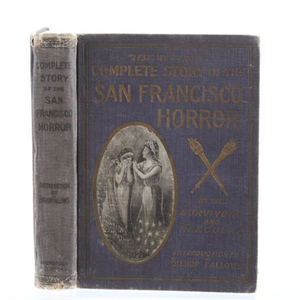 Complete Story Of The San Francisco Horror Book