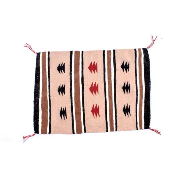 Navajo Wide Ruin Chinle Salesman Sample Rug