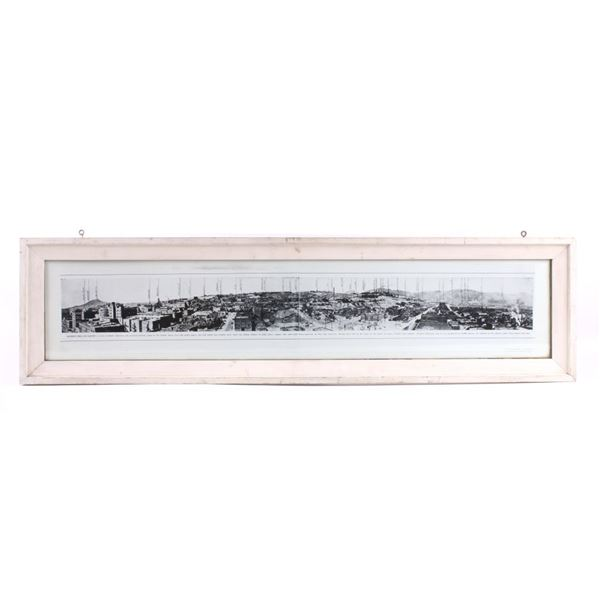Butte Montana Richest Hill on Earth Litho 1925