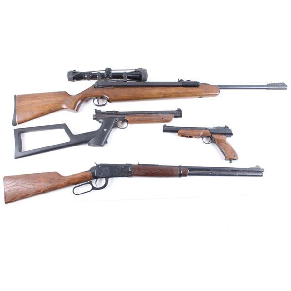 Collection of Daisy & Crossman Toy BB Guns