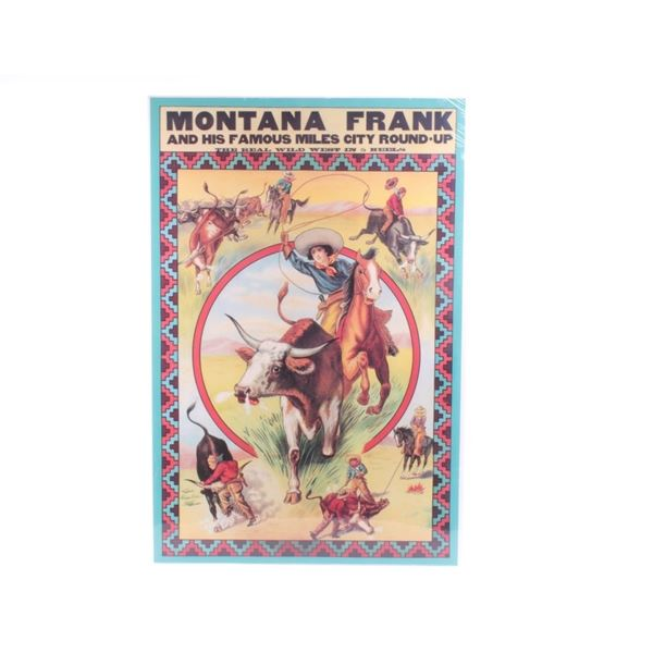 Montana Frank & His Famous Miles City Round-up