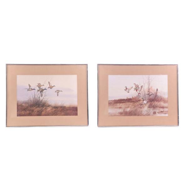 Gregory F. Messier Framed Duck Prints