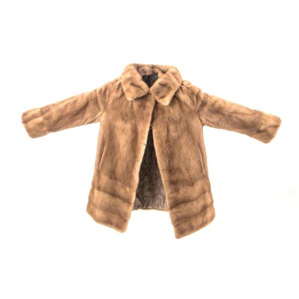 Berger-Siegel Ladies Mink Fur Jacket