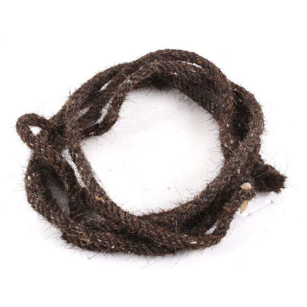 Hand Braided Cowboy Horse Hair Rope