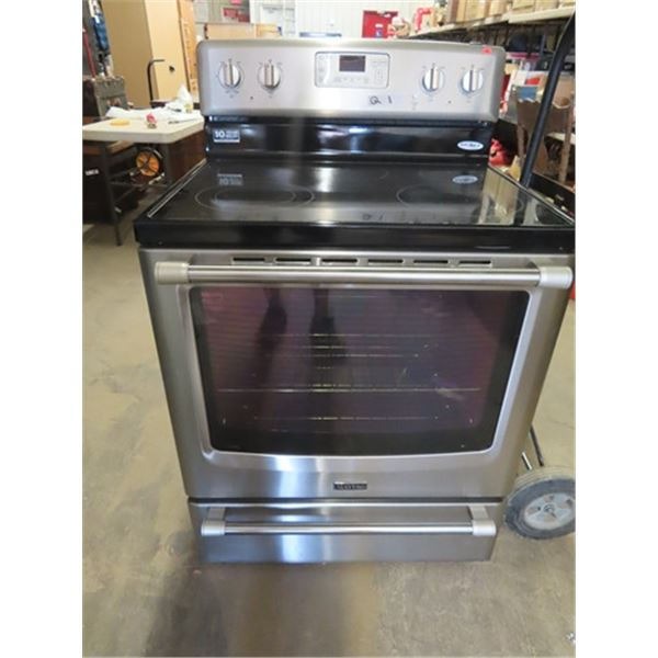Maytag Stove - 5 Burner Top  w Convection Oven